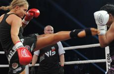 Бой Анастасия Янькова vs Анджела Пинк 16 апреля на Bellator 152