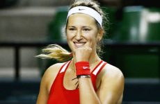 Виктория Азаренко — Гарбинье Мугуруса теннис 28.03.2016: смотреть онлайн видео трансляцию турнира в Майами сегодня