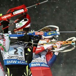 Биатлон Холменколлен мужчины спринт 5.03.2016: смотреть онлайн видео трансляцию чемпионата мира сегодня