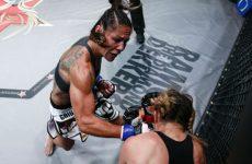 Кристиана Жустино сойдётся с Лесли Смит на UFC 198