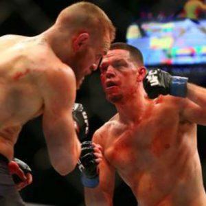 Конор МакГрегор vs. Нэйт Диаз 20 августа 2016 на UFC 202
