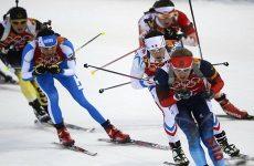 Гонка преследования мужчины биатлон 6.03.2016: смотреть онлайн видео трансляцию из Холменколлена сегодня, Чемпионат Европы