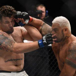 UFC Fight Night 85 бонусы: Кейс, Мэттьюс, Магни и Хант заработали по $50 тыс.