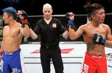 Джулиан Эроса — Теруто Ишихара UFC 196: прогноз на бой и видеоповтор от 5 марта 2016