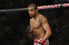 Жозе Альдо объяснил, почему отказался драться с МакГрегором на UFC 196