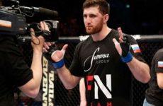 Руслан Магомедов не выступит на UFC Fight Night 86 в связи с травмой
