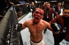Слух: Тайрон Вудли проведёт бой с Нэйтом Диазом на UFC 219