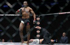 Нганну предложил Овериму заменить снявшегося с UFC 215 Дос Сантоса