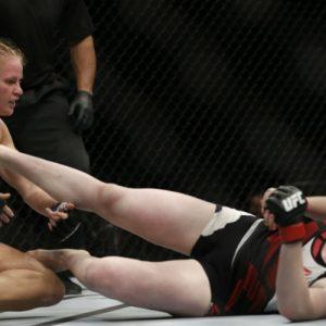 Интервью Валентины Шевченко перед боем с Амандой Нуньес на UFC 196