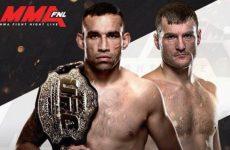 Промоушен официально анонсировал шоу UFC 198: «Вердум — Миочич» 14.05.2016