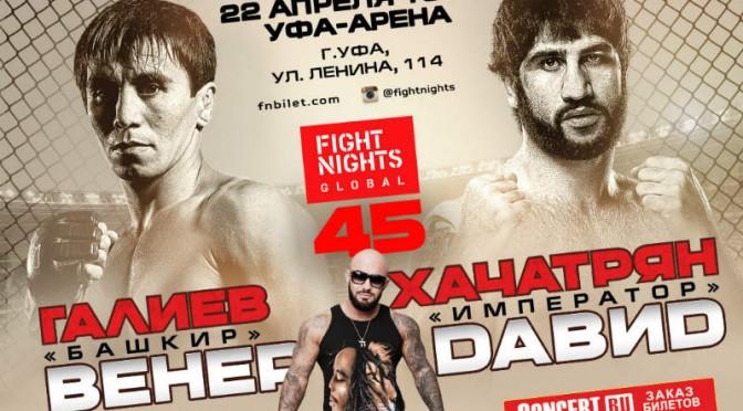 Fight Nights Global 45