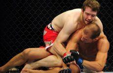 Джозефф Дафи выйдет в клетку на UFC Fight Night 90 против Митчела Кларка