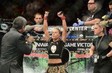 Фелис Херриг и Кайлин Курран померятся силами на UFC on FOX 20