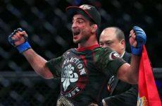 Андрей Корешков считает, что победа на Bellator 182 даст ему титульный бой