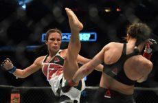Джоан Калдервуд и Валери Летурно проведут исторический бой на UFC Fight Night 89