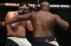 Деррик Льюис хочет выйти против Роя Нельсона на UFC 200