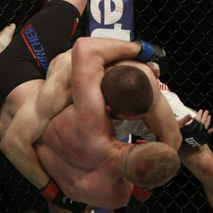Триумфаторы UFC on FOX 19: Хабиб Нурмагомедов