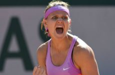 Люси Шафаржова — Саманта Стосур теннис 30.04.2016: смотреть онлайн видео трансляцию финала турнира в Праге сегодня