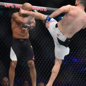 Медицинские запреты UFC 198: Медейрос и Алвес могут провести вне клетки 180 дней