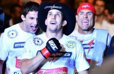 Фелипе Арантес столкнется с Джерродом Сондерсом в рамках UFC Fight Night 90