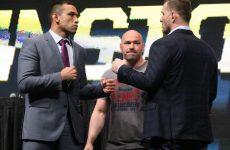 Камару Усман выбыл с боя против Серхио Мораеса в рамках UFC 198