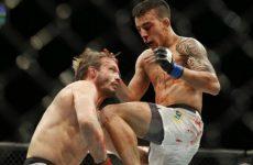 UFC Fight Night 88 церемония взвешивания: смотреть онлайн видео трансляцию сегодня, 28.05.2016