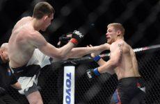 Чемпион Cage Warriors Херманссон встретится с Аскхэмом на UFC Fight Night в Гамбурге