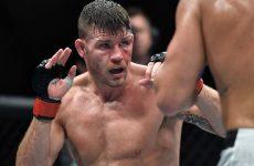 Майкл Биспинг заменит травмированного Криса Вайдмана в мейн-ивете UFC 199