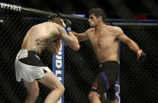 Бенеил Дариуш заменит Эвана Данэма в бою с Джеймсом Виком на UFC 199
