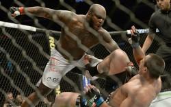 Бой Деррик Льюис vs. Марчин Тыбура — часть карда UFC Fight Night 126