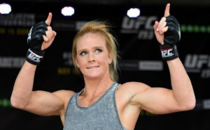 Бой Холли Холм vs. Бете Коррейя возглавит кард UFC Fight Night 111