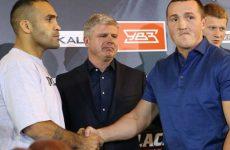Бой Денис Лебедев — Виктор Рамирес бокс: смотреть онлайн видео трансляцию сегодня, 21.05.2016
