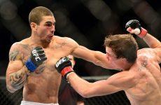 Лукас Мартинс уволен из UFC