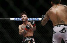 Иэн МакКол и Джастин Скоггинс выявят сильнейшего на UFC 201
