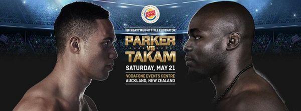 Бокс: расписание боёв на 21 мая 2016