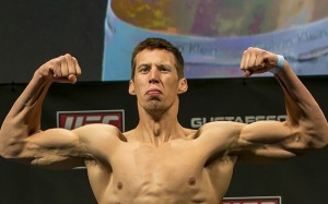 Магнус Седенблад выбыл из карда UFC Fight Night 109