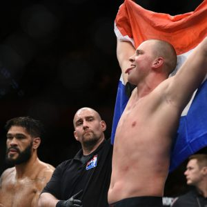 Видео перед UFC Fight Night 115: Стефан Штруве vs. Лавар Джонсон