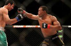 Бой Франциско Триналдо — Янси Медейрос: смотреть онлайн видео трансляцию UFC 198 сегодня