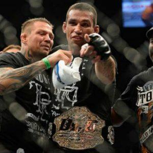 UFC 198: результаты и время начала боёв в Бразилии 14 мая 2016