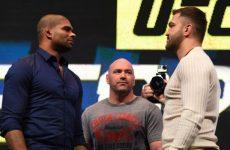 UFC Fight Night 87 церемония взвешивания: смотреть онлайн видео трансляцию сегодня, 7 мая 2016