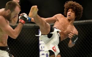 Алекс Касерес — Роналдо Ди 17.06.2017: прогноз на бой UFC Fight Night 111