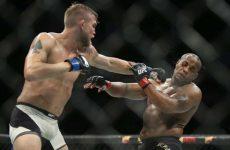 Густафссон и Блахович сразятся в Гамбурге на UFC Fight Night 93