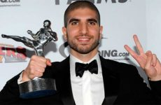 Ариэль Хельвани пожизненно лишён аккредитации для работы на турнирах UFC
