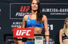 СМИ: Джессика Ай и Бете Коррейя встретятся на UFC 203