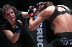 СМИ: Лорен Мерфи vs. Кэтлин Чукагян — последний бой для UFC Fight Night 91