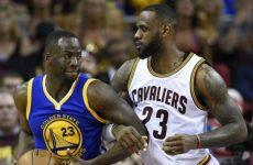 Финал НБА Голден Стэйт — Кливленд Кавальерс: смотреть онлайн видео трансляцию матча сегодня