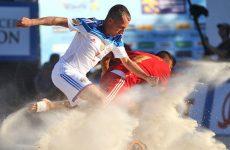 Россия — Польша пляжный футбол 1.07.2016: смотреть онлайн видео трансляцию Евролиги сегодня