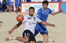 Чемпионат России по пляжному футболу 2016: расписание, результаты матчей, турнирная таблица, команды-участники