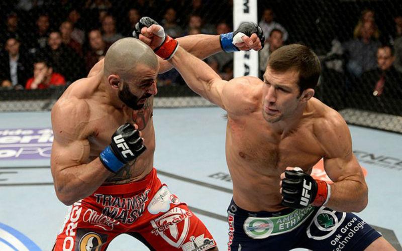Бой Люк Рокхолд — Майкл Биспинг 4.06.2016: смотреть онлайн видео трансляцию UFC 199 сегодня