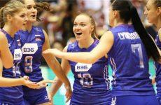 Россия — Сербия волейбол женщины 24.06.2016: смотреть онлайн видео трансляцию мирового Гран-при сегодня